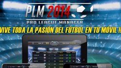 Foto: El mánager de fútbol Pro League Manager llega a iOS y Android (PRO LEAGUE MANAGER)