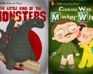 Películas y series en Little Golden Books