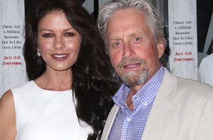 Foto: Las claves de la reconciliación de Michael Douglas y Zeta-Jones (GETTY)