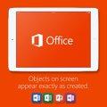Microsoft actualiza Office para iPad y permite exportar PDFs