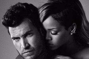 Foto: Rihanna anuncia muy sensual su primera fragancia para hombre (TWITTER)