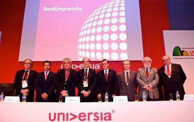 Foto: RSC.-Siete universidades iberoamericanas se alían en el programa RedEmprendia-Solutions (BANCO SANTANDER)