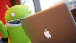 Foto: iOS domina en las empresas con el 67% de penetración (RYANNE)