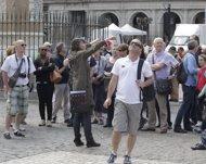 Turistas, turismo, viajes, extranjeros