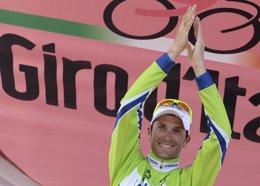 Foto: Ivan Basso se suma al ambicioso proyecto del Tinkoff-Saxo (Reuters)