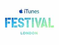 Cartel de la octava edición del iTunes Festival en Londres