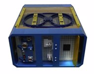Módulo habitat para ratas en la ISS