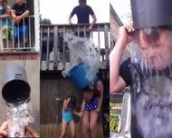 Los mejores fails del reto mundial Ice Bucket Challenge