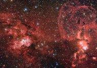 Cúmulos de formación de estrellas en la Vía Láctea