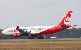 Foto: Air Berlin reduce sus pérdidas un 14,1% en el primer semestre, con 201 millones (EUROPA PRESS)