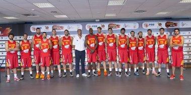 Foto: Economía.- La Copa del Mundo de baloncesto dejará unos ingresos de 325 millones de euros en España (ALBERTO NEVADO)