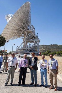 Foto: Las instalaciones espaciales de Robledo cumplen 50 años (COMUNIDAD DE MADRID)
