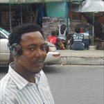 El rapero liberiano Charles Yegba
