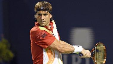 Foto: David Ferrer sale bien parado del sorteo del US Open (REUTERS)