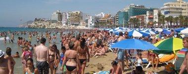Foto: España logra nuevo récord de turistas internacionales con 36,3 millones de llegadas hasta julio, un 7% más (CEDIDA)