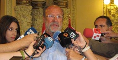 Foto: De la Riva pide disculpas y lamenta que se sacara de contexto (EUROPA PRESS)