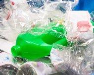 Imagen de reciclado de plásticos