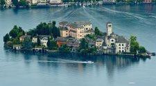 La belleza escondida de los lagos de Italia
