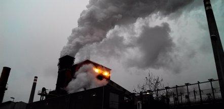 Foto: Los beneficios de un aire más sano pueden compensar el coste de las políticas de reducción de carbono (COORDINADORA ECOLOGISTA DE ASTURIAS)