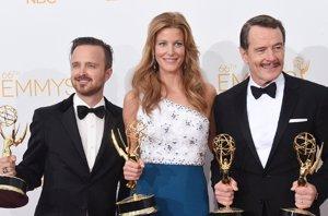 Foto: 'Breaking Bad', la serie reina de los Premios Emmy 2014 (GETTY)