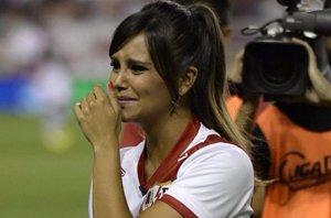 Foto: Cristina Pedroche muy emocionada por cumplir su sueño (INSTAGRAM )