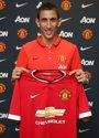 Di María, nuevo jugador del Manchester United