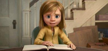 Foto: Primera imagen de Riley, la protagonista de 'Inside Out', lo nuevo de Pixar (DISNEY MOVIES ANYWHERE)