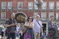 Foto: El gasto de los turistas extranjeros crece en Madrid un 11% hasta julio (EUROPA PRESS)