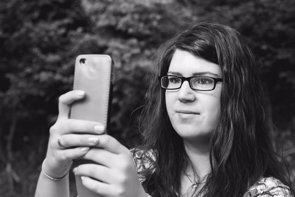 Foto: 'Selfies' para controlar el glaucoma (FLICKR/DAVID SCHIERSNER)