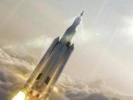 Cohete de la NASA para alcanzar el espacio profundo