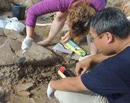 Descubren una bodega de hace 3.700 años