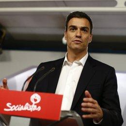 Foto: Pedro Sánchez se reunirá con Miquel Iceta (PSC) horas antes de verse con Artur Mas (EUROPA PRESS)
