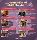 15 LOCALES EMBLEMATICOS DE MADRID