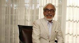 Foto: La academia de Hollywood otorga a Hayao Miyazaki el Oscar honorífico 2015 (REUTERS)