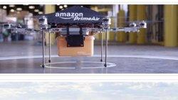 Foto: Amazon Prime Air vs. Project Wing de Google: Parecidos y diferencias (PORTALTIC)