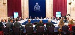 Foto: Cuarenta candidaturas de 32 nacionalidades optan al Premio Príncipe de Asturias de la Concordia 2014 (ARMANDO ALVAREZ)