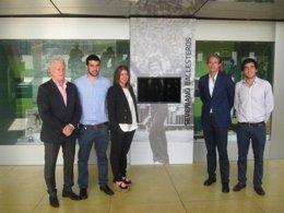 Foto: Trofeos y pertenencias de Seve Ballesteros ya forman parte del Museo del Deporte (EUROPA PRESS)
