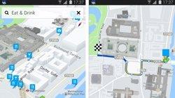 Foto: Nokia anuncia HERE Maps Android, en exclusiva para Samsung Galaxy (NOKIA)