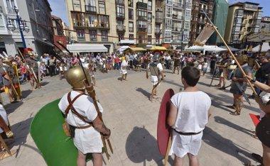Foto: Inaugurado el Festival Romano de los Santos Mártires con 170 puestos (AYTO)