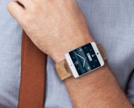 Concepto de iWatch por Sam Churchill