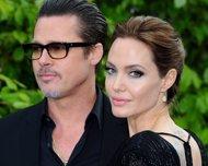 Elegancia y buen gusto en la boda de Angelina Jolie y Brad Pitt