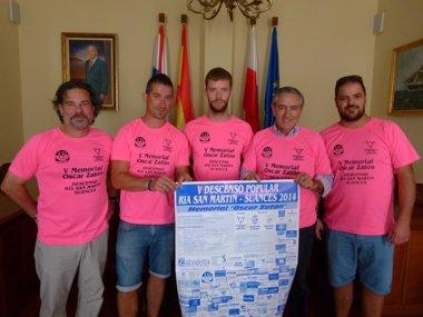 Foto: Suances celebrará el 6 de septiembre el IV Descenso de la ría de San Martín (AYTO)