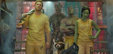 Foto: Guardianes de la Galaxia ya es la película más taquillera de 2014 en Estados Unidos (DISNEY)