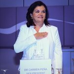 Carmen Peña, presidenta de FIP