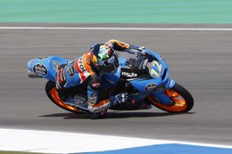 Foto: Alex Márquez subirá en 2015 a Moto2 como compañero de Esteve Rabat (JAIME OLIVARES/REPSOL MEDIA)