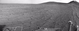 Foto: Opportunity, aquejado de problemas de memoria tras 10 años en Marte (NASA/JPL)
