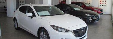 Foto: Las ventas de coches en España suben el 13,7% en agosto (MAZDA)