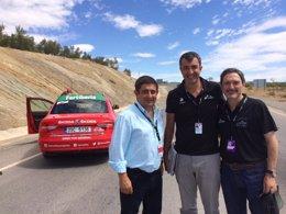 Foto: El paso de la Vuelta Ciclista por Jaén deja casi un millón de euros (EUROPA PRESS/DIPUTACIÓN DE JAÉN)
