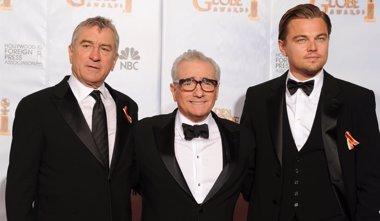 Foto: Scorsese dirigirá a Bratt Pitt, De Niro y DiCaprio... en un spot de TV (GETTY)