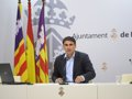 Foto: Martínez cree que no habrá primarias en Palma y muestra su apoyo a Isern (EUROPA PRESS)